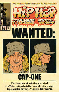 Cover Thumbnail for Hip Hop Family Tree (Fantagraphics, 2015 series) #10