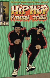 Cover Thumbnail for Hip Hop Family Tree (Fantagraphics, 2015 series) #12