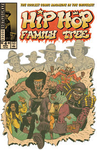 Cover Thumbnail for Hip Hop Family Tree (Fantagraphics, 2015 series) #4