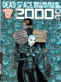Cover Thumbnail for 2000 AD (Rebellion, 2001 series) #2070