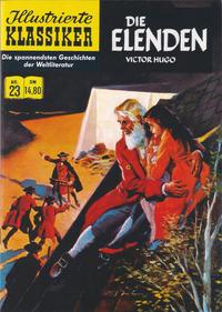 Cover Thumbnail for Illustrierte Klassiker [Classics Illustrated] (Norbert Hethke Verlag, 1991 series) #23 - Die Elenden