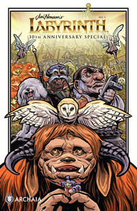 Cover Thumbnail for Jim Henson's Labyrinth 30th Anniversary Special (Boom! Studios, 2016 series) #1