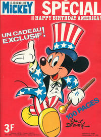 Cover Thumbnail for Le Journal de Mickey (Hachette, 1952 series) #1256