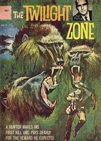 Cover Thumbnail for The Twilight Zone (Magazine Management, 1973 ? series) #24070