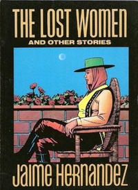Cover Thumbnail for The Lost Women and Other Stories (Fantagraphics, 1988 series)