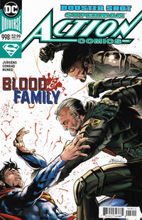 Cover Thumbnail for Action Comics (DC, 2011 series) #998 [Will Conrad Cover]