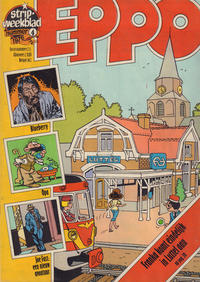 Cover Thumbnail for Eppo (Oberon, 1975 series) #4/1976