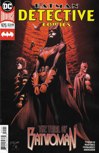 Cover Thumbnail for Detective Comics (DC, 2011 series) #975