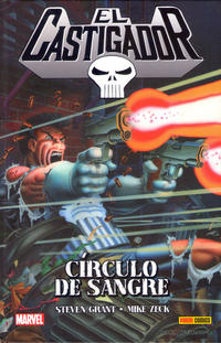 Cover Thumbnail for 100% Marvel HC. El Castigador: Círculo de Sangre (Panini España, 2018 series)