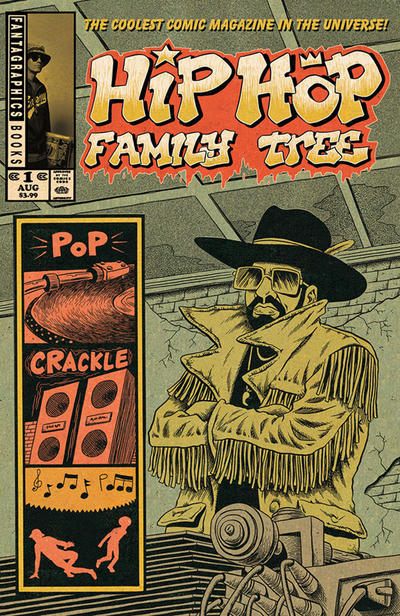 Cover for Hip Hop Family Tree (Fantagraphics, 2015 series) #1