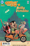 Cover for Harley & Ivy Meet Betty & Veronica (DC, 2017 series) #5 [Bilquis Evely Cover]