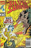Cover Thumbnail for Silver Surfer (1987 series) #65 [Newsstand]