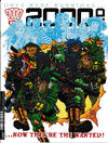 Cover for 2000 AD (Rebellion, 2001 series) #2071