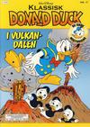 Cover for Klassisk Donald Duck (Hjemmet / Egmont, 2016 series) #11 - Donald Duck i Vulkandalen