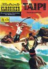 Cover for Illustrierte Klassiker [Classics Illustrated] (Norbert Hethke Verlag, 1991 series) #26 - Taipi