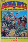 Cover for Bonanza - Das große Abenteuer-Buch (Bastei Verlag, 1975 ? series) #1