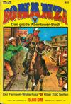 Cover for Bonanza - Das große Abenteuer-Buch (Bastei Verlag, 1975 ? series) #2