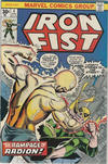 Cover Thumbnail for Iron Fist (1975 series) #4 [30¢]
