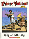 Cover for Prince Valiant (Fantagraphics, 1984 series) #41 - The King of Atheldag