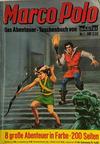 Cover for Das Abenteuer-Taschenbuch von Marco Polo (Bastei Verlag, 1979 ? series) #1