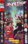Cover for Justice League (DC, 2016 series) #40