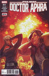 Cover for Doctor Aphra (Marvel, 2017 series) #17 [Ashley Witter]