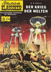 Cover Thumbnail for Illustrierte Klassiker [Classics Illustrated] (Norbert Hethke Verlag, 1991 series) #25 - Der Krieg der Welten