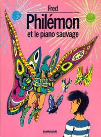 Cover Thumbnail for Philémon (Dargaud, 1972 series) #2 - Philémon et le piano sauvage
