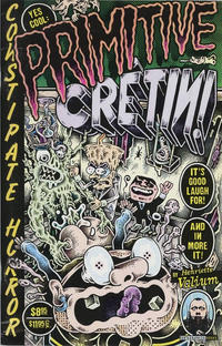 Cover Thumbnail for Primitive Cretin (Fantagraphics, 1996 series)