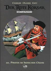 Cover Thumbnail for Der Rote Korsar Gesamtausgabe (Egmont Ehapa, 2013 series) #10 - Piraten im Indischen Ozean