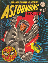 Cover Thumbnail for Astounding Stories (Alan Class, 1966 series) #67