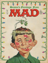 Cover Thumbnail for MAD (EC, 1952 series) #92 [25¢]