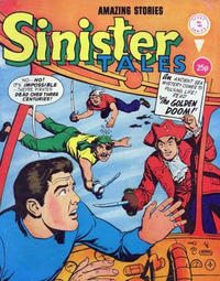 Cover Thumbnail for Sinister Tales (Alan Class, 1964 series) #195