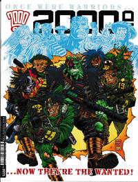Cover Thumbnail for 2000 AD (Rebellion, 2001 series) #2071