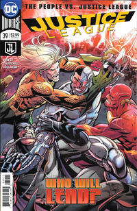 Cover Thumbnail for Justice League (DC, 2016 series) #39