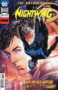 Cover Thumbnail for Nightwing (DC, 2016 series) #39