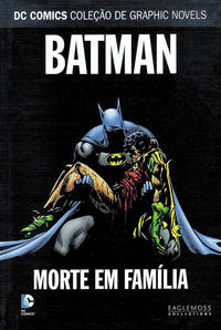 Cover Thumbnail for DC Comics Coleção de Graphic Novels (Eaglemoss Collections, 2014 series) #11 - Batman: Morte em Família