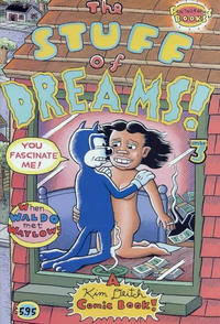 Cover Thumbnail for Stuff of Dreams (Fantagraphics, 2002 series) #3