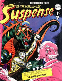 Cover Thumbnail for Amazing Stories of Suspense (Alan Class, 1963 series) #106