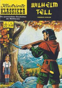 Cover Thumbnail for Illustrierte Klassiker [Classics Illustrated] (Norbert Hethke Verlag, 1991 series) #27 - Wilhelm Tell