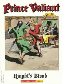 Cover Thumbnail for Prince Valiant (Fantagraphics, 1984 series) #39 - Knight's Blood