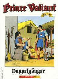 Cover Thumbnail for Prince Valiant (Fantagraphics, 1984 series) #35 - Doppelganger