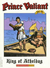 Cover Thumbnail for Prince Valiant (Fantagraphics, 1984 series) #41 - The King of Atheldag