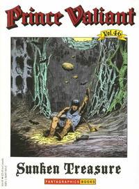Cover Thumbnail for Prince Valiant (Fantagraphics, 1984 series) #46 - Sunken Treasure