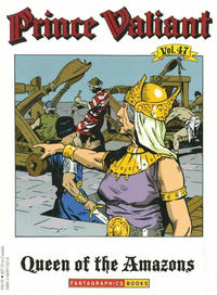 Cover Thumbnail for Prince Valiant (Fantagraphics, 1984 series) #47 - Queen of the Amazons