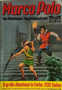 Cover Thumbnail for Das Abenteuer-Taschenbuch von Marco Polo (Bastei Verlag, 1979 ? series) #1