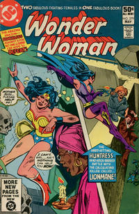 Cover Thumbnail for Wonder Woman (DC, 1942 series) #279 [Direct]
