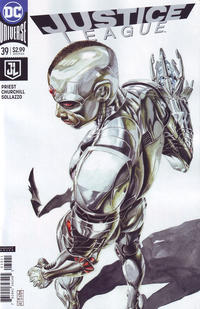 Cover Thumbnail for Justice League (DC, 2016 series) #39 [J. G. Jones Cover]