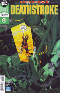 Cover Thumbnail for Deathstroke (DC, 2016 series) #29