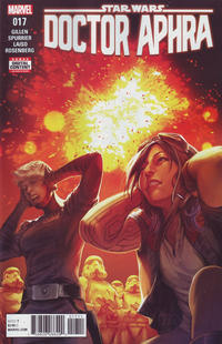 Cover Thumbnail for Doctor Aphra (Marvel, 2017 series) #17 [Ashley Witter]